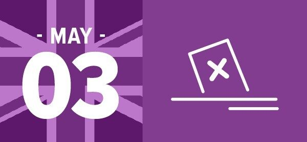 3 May 2018 - UK local elections