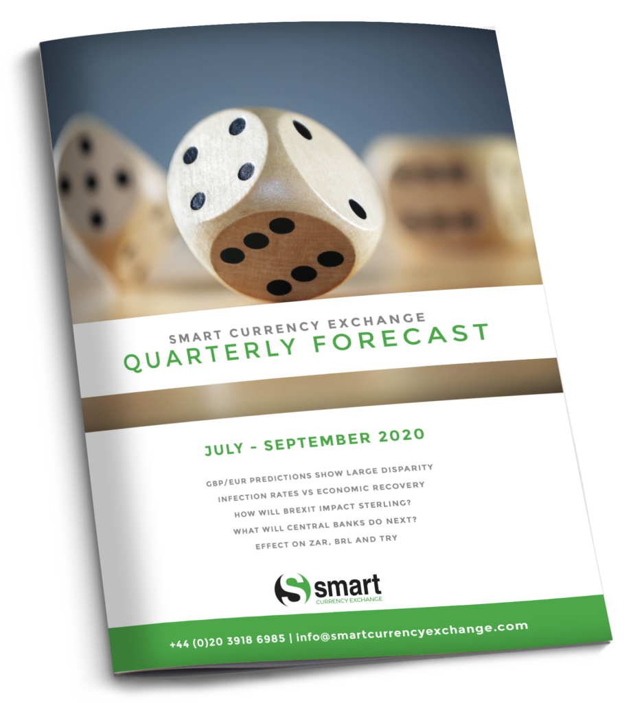 Currency Forecasts July 2018