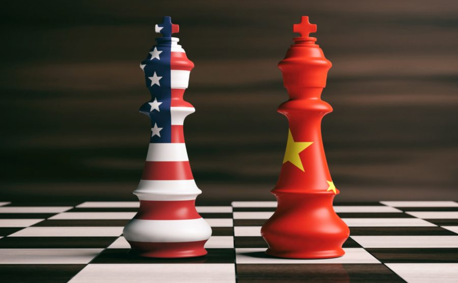 The US-China trader war will be one of the key drivers over the next quarter.